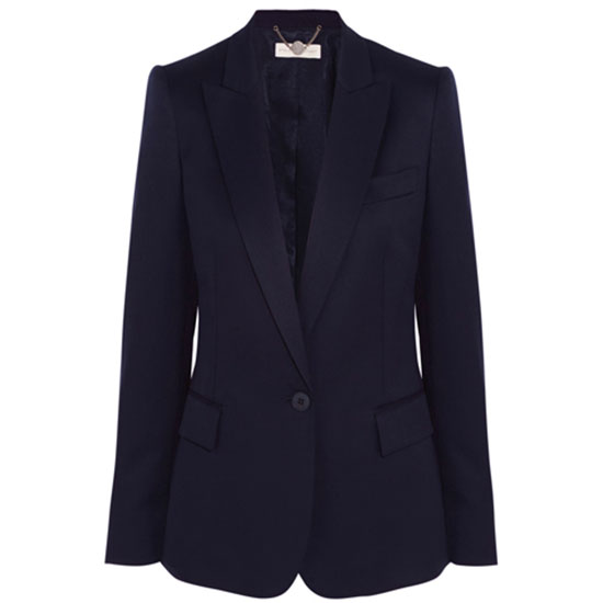 A Perfectly-Tailored Blazer