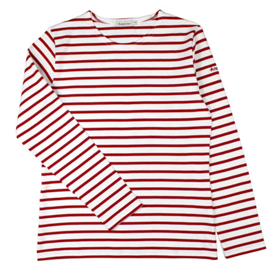 "A ""Marinière"" Striped T-Shirt"