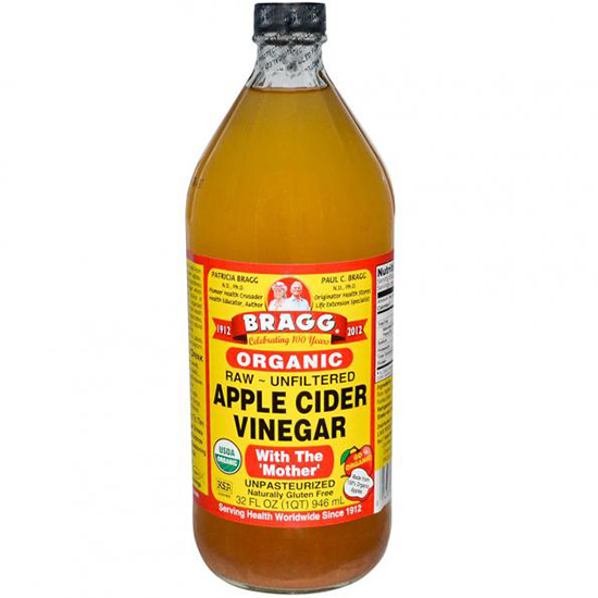 FWX PARTNER INSTYLE APPLE CIDER VINEGAR