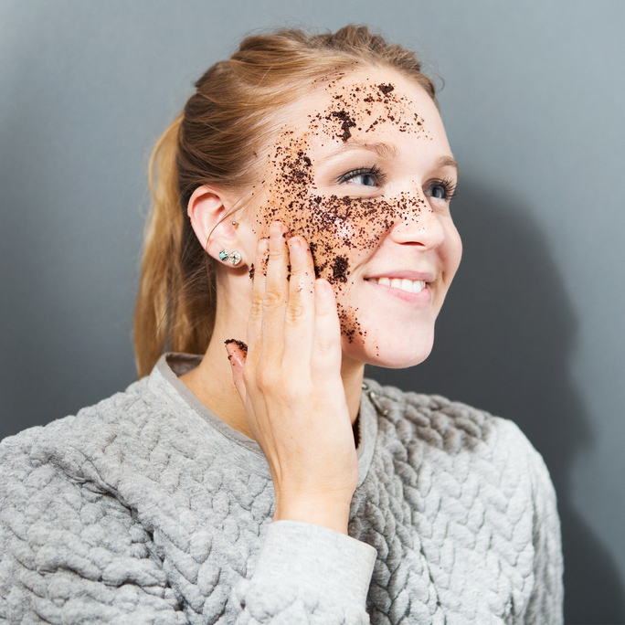 FWX PARTNER INSTYLE COFFEE SCRUB DIY