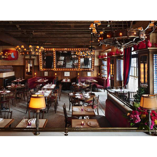 FWX PARTNER INSTYLE DIRTY FRENCH INTERIOR