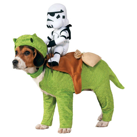 Star Wars Dewback Pet Rider