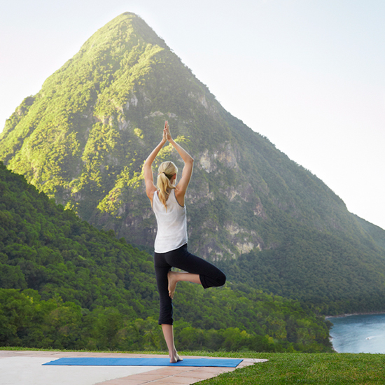 Yoga in St. Lucia