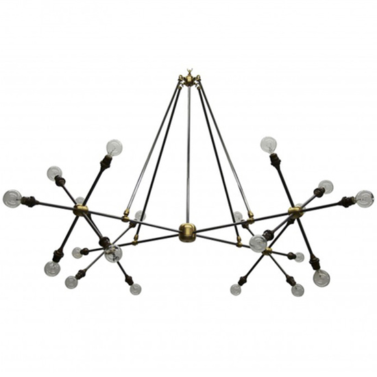 Commit To: A Chandelier with Character