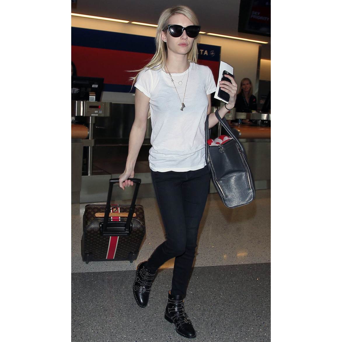 FWX PARTNER INSTYLE WHAT TO WEAR AIPORT