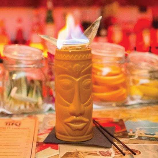 Gooney Goo Goo at Bootlegger Tiki, Palm Springs