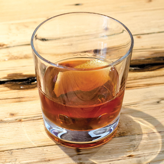 Black Barrel Sazerac