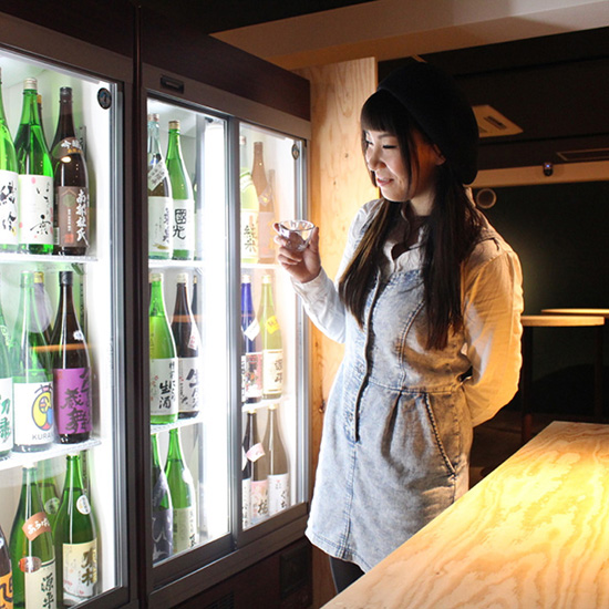 FWX PARTNER LIQUOR BARTENDER SAKE MARKET ARTICLE