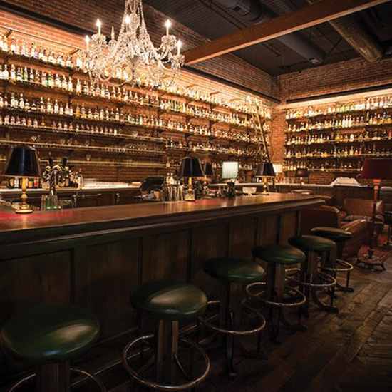 Multnomah Whiskey Library, Portland, Oregon