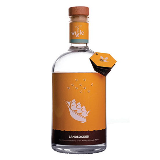 5. Wigle Whiskey Landlocked, $36