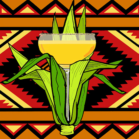 FWX PARTNER LIQUOR CORN COCKTAILS