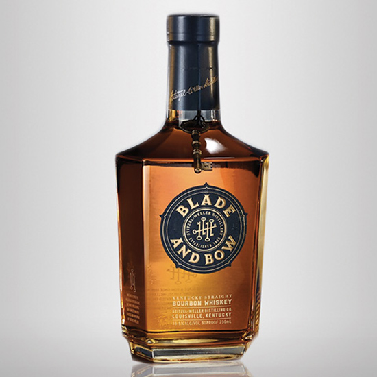 Blade and Bow Kentucky Straight Bourbon Whiskey ($50)