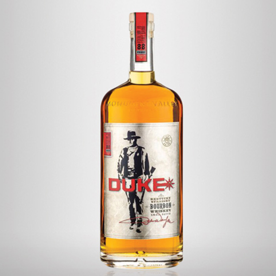 Duke Kentucky Straight Bourbon Whiskey ($35)
