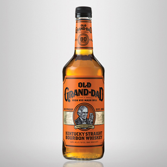 Old Grand-Dad Bonded Bourbon ($25)