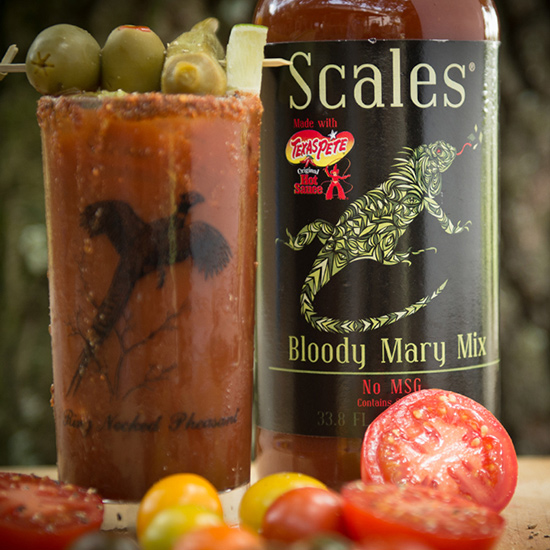 Scales Bloody Mary Mix