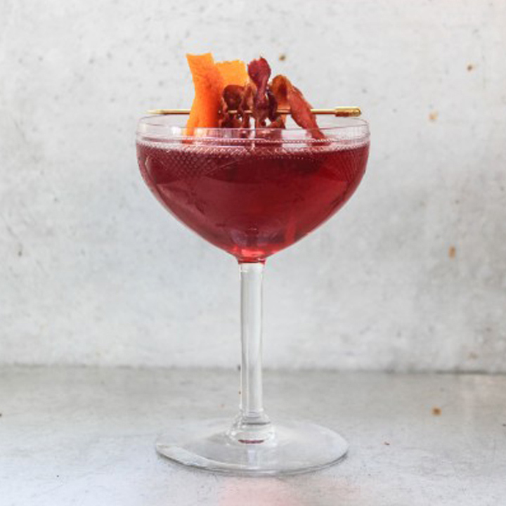 Maple Negroni