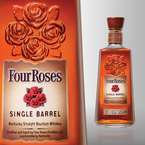 Four Roses Small Batch Bourbon ($30)