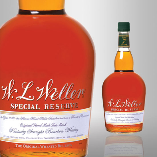 W.L. Weller 12 Year Old Bourbon ($27)