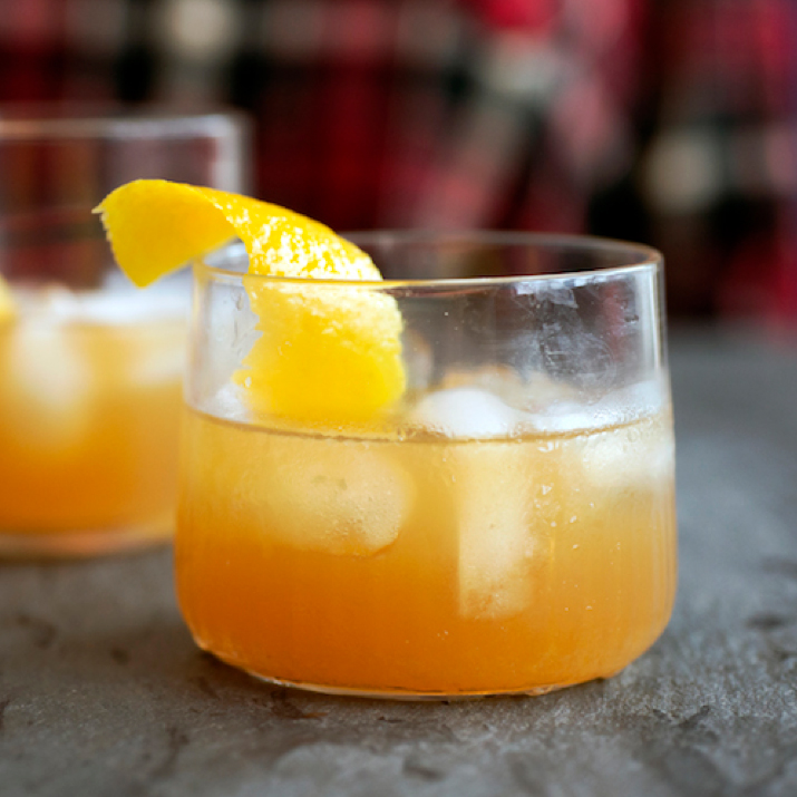 FWX PARTNER LIQUOR PERFECT FALL COCKTAIL