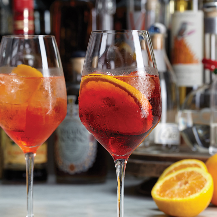 Blame it on the Aperol