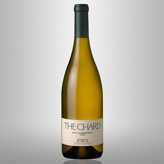 Cosentino Winery 2012  The Chard  Chardonnay