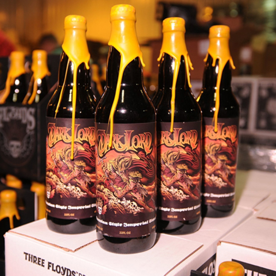 Dark Lord from Three Floyds Brewing Co., Munster, Indiana