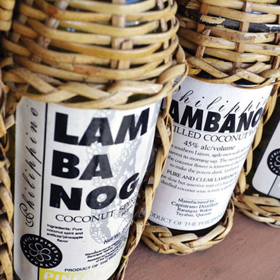 The Drink: Lambanog, Aka Coconut Arrack