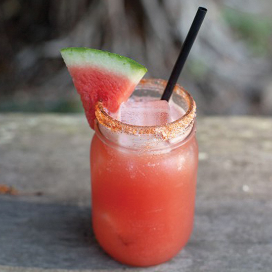 Spiced Watermelon Cooler