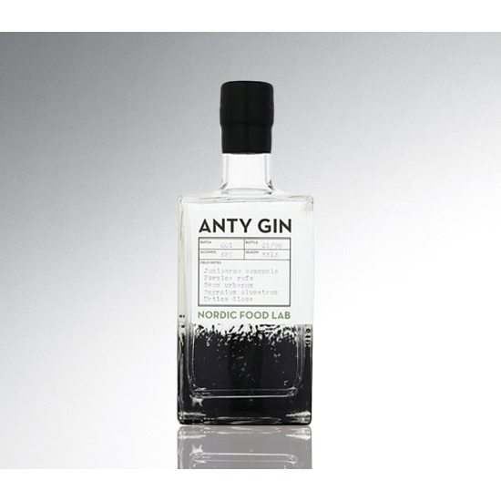 Protein Factor: Cambridge Distillery's Anty Gin