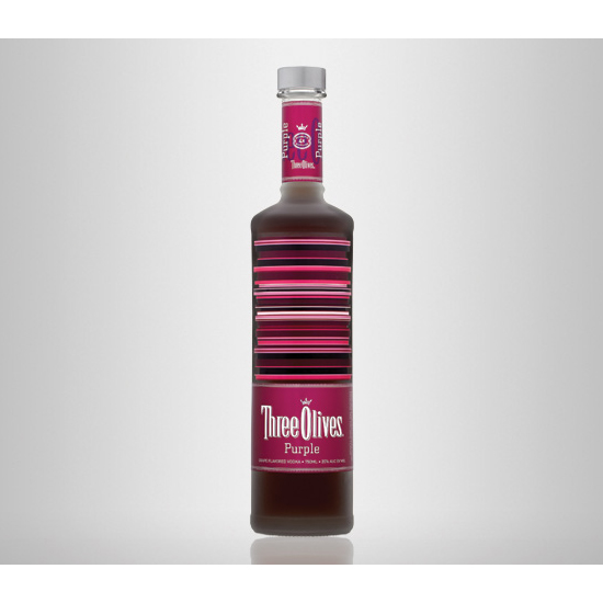 Novelty Factor: Three Olives' Purple Vodka