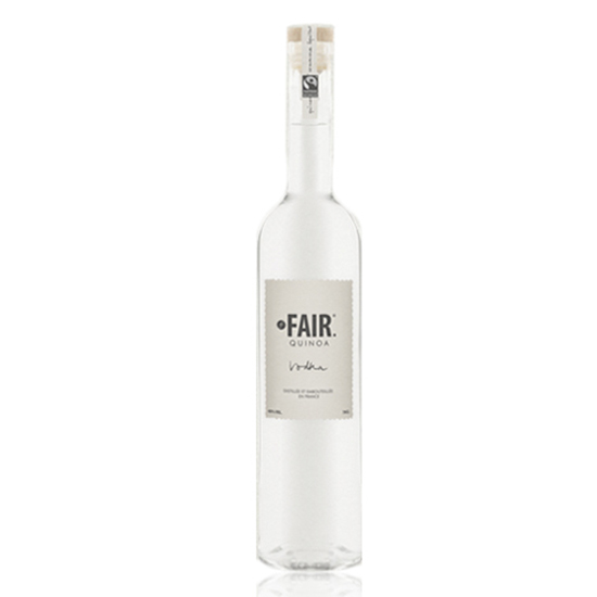 Quinoa: Fair Quinoa Vodka