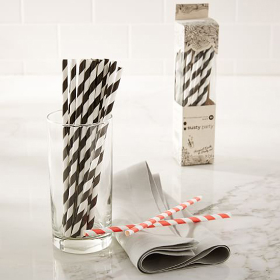 Susty Party Paper Straws ($6)