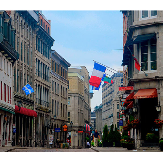 Instead of Paris, go to Montreal