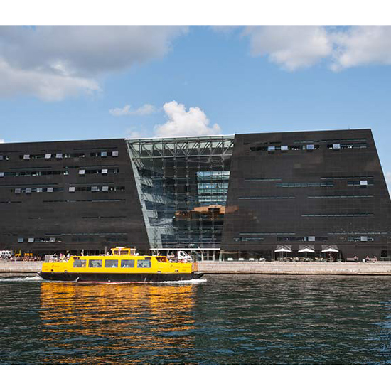 Royal Library of Copenhagen, Denmark