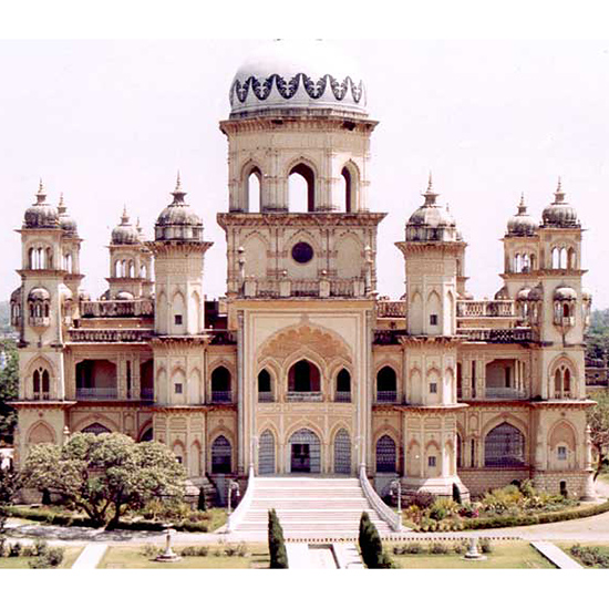 Rampur Raza Library, India