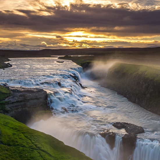 Cleanest Air: Iceland