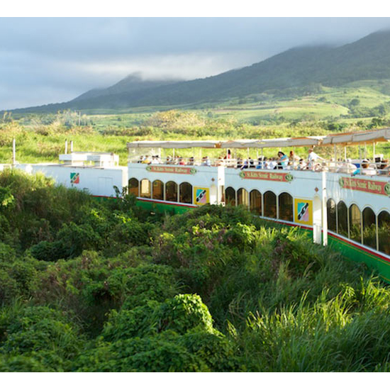 The St. Kitts Scenic Railway, St. Kitts