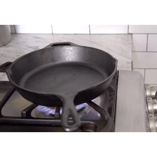 Cast-Iron Pan