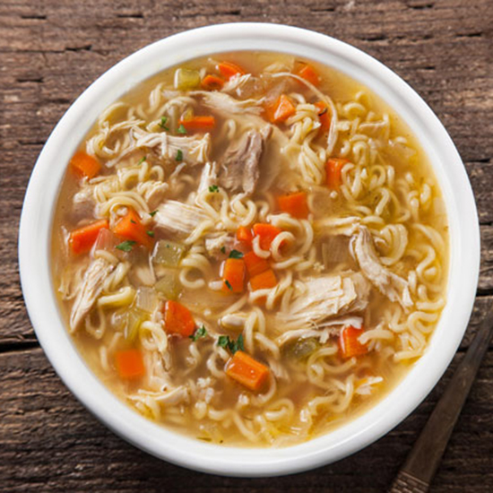 Broth-Based Soups