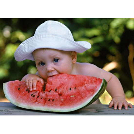 Myth: If You Eat Watermelon Seeds, A Watermelon Will Grow In Your Stomach