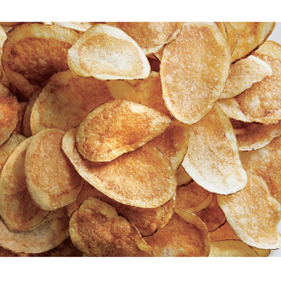 Potato Chips and Pretzels