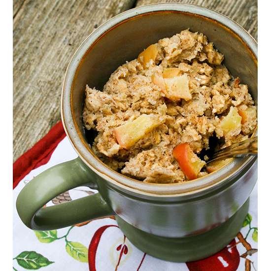 Baked Oatmeal (3 minutes)