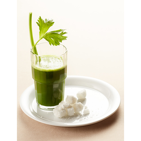 Green Sunflower Juice