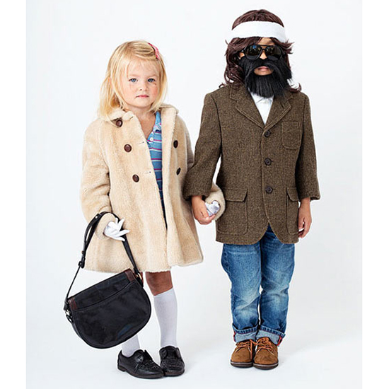 FWX PARTNER PUREWOW KIDS COSTUMES ROYAL TENNENBAUMS