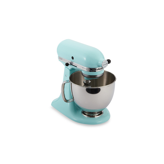 Splurge: Kitchenaid Stand Mixer