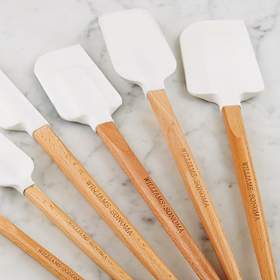 Rubber Spatulas: Every 2 Years