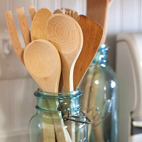 Wooden Spoons: Every 5 Years