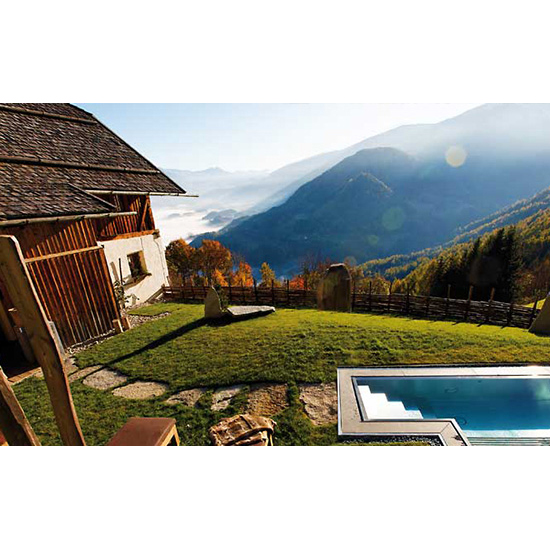 San Lorenzo Mountain Lodge, Italy