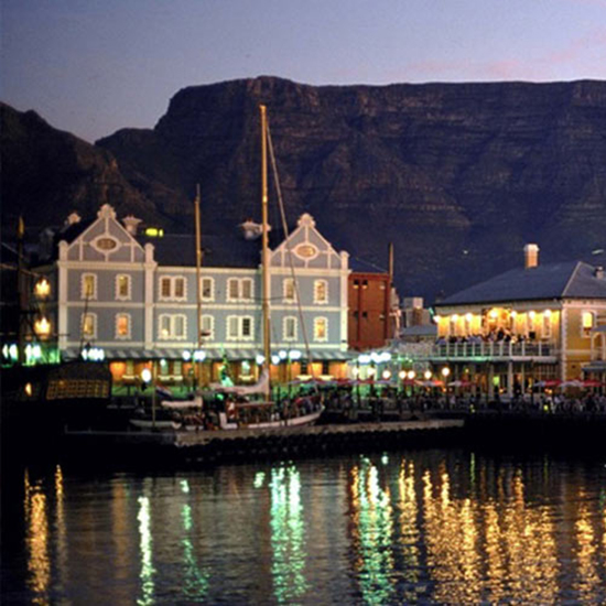6. Cape Town, South Africa