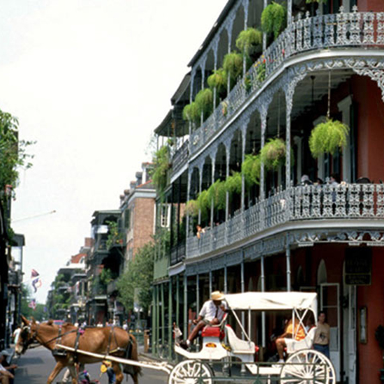 9. New Orleans, Louisiana